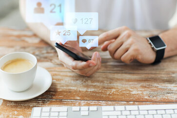 Nieuw: 1 jaar begeleiding in jouw social media beleid