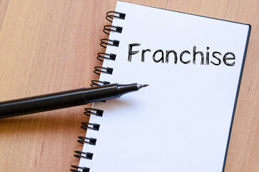 Groepsvrijstellingsverordening en franchise