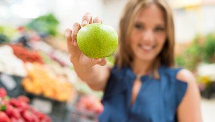 Coronaveilige omgeving voor niet-verpakte voeding