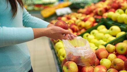 Onverpakte voeding verkopen