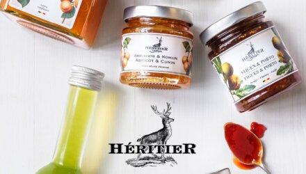 Delicatessen van Héritier