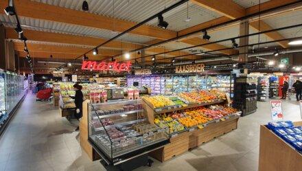 65% omzetaandeel voor franchisewinkels