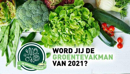 Word jij de Groentevakman van 2021?