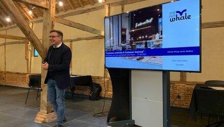 Bezoek Broodnodig en Customer journey