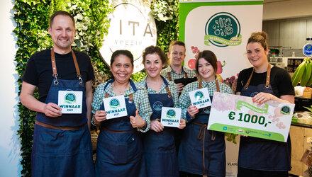 Vita Veggie: begaan met gezondheid van klanten
