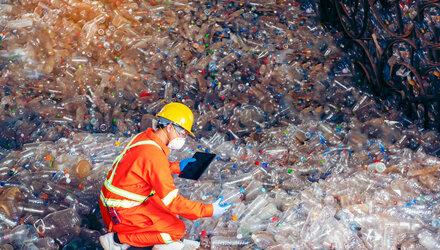 België overschrijdt de Europese doelstellingen voor de recyclage van plastic