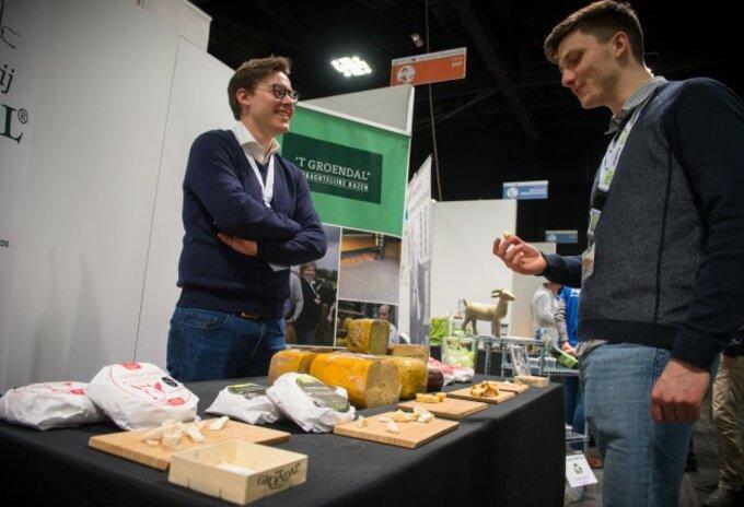 Eerste digitale beurs voor foodprofessionals