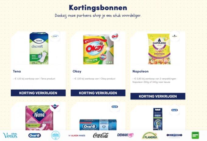 Website superbuurt.be crasht door massale aanvraag kortingsbons