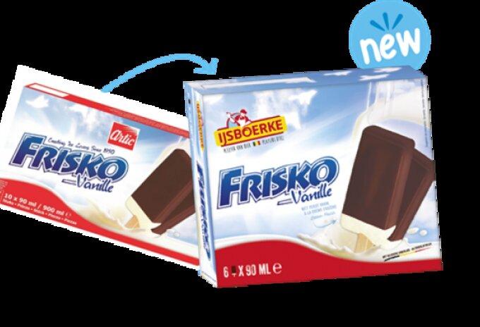Artic Frisko goes IJsboerke