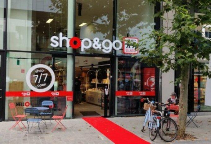 Nieuwe Shop&Go Delhaize in centrum Hasselt