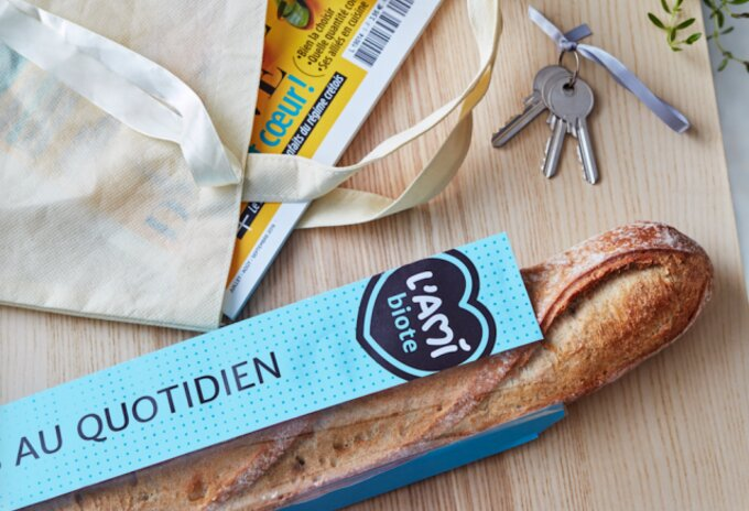 Amibiote: stokbrood goed voor de darmmicrobiota