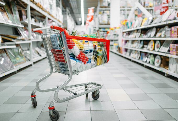 Consument geeft meer uit aan voeding