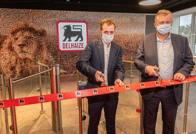 Nieuw hoofdkantoor voor Delhaize
