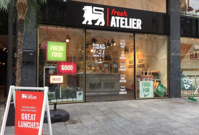 Einde voor Fresh Ateliers
