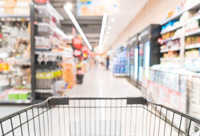 Koning supermarkt