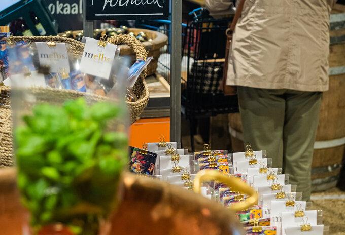 Gratis promomateriaal voor lokale producten