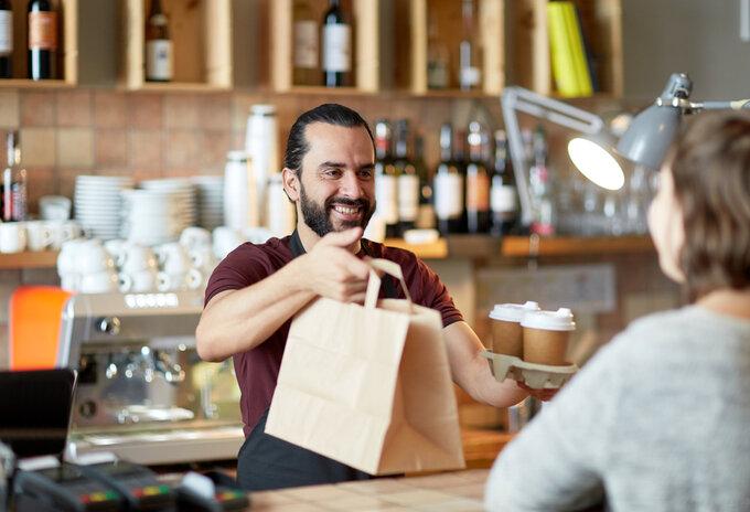 Delhaize steunt restaurants