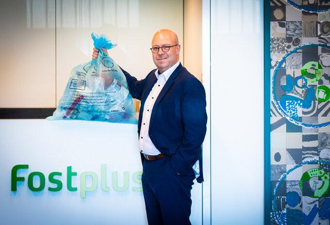 België gaat zelf plastic recycleren