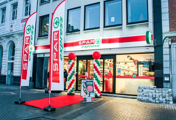 Spar Express Grote Markt Sint-Truiden