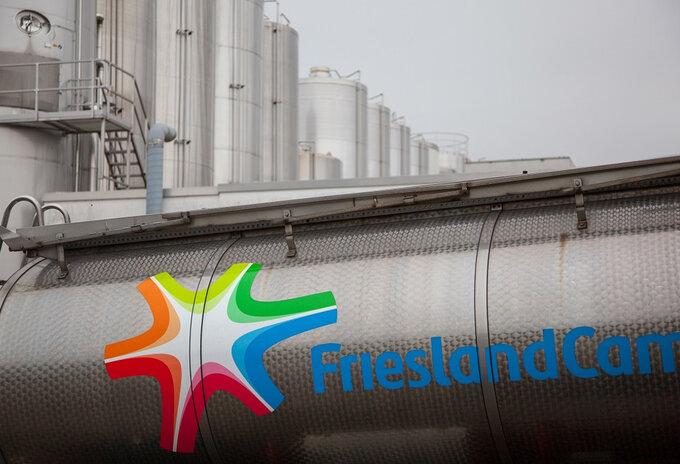 100% rPET bij FrieslandCampina