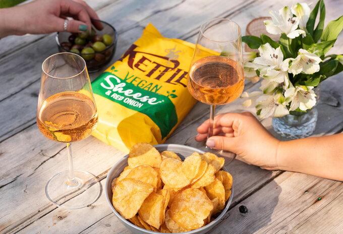 Nieuwe smaak van KETTLE® Chips