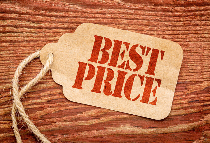 Opnieuw lagere prijzen in supermarkten