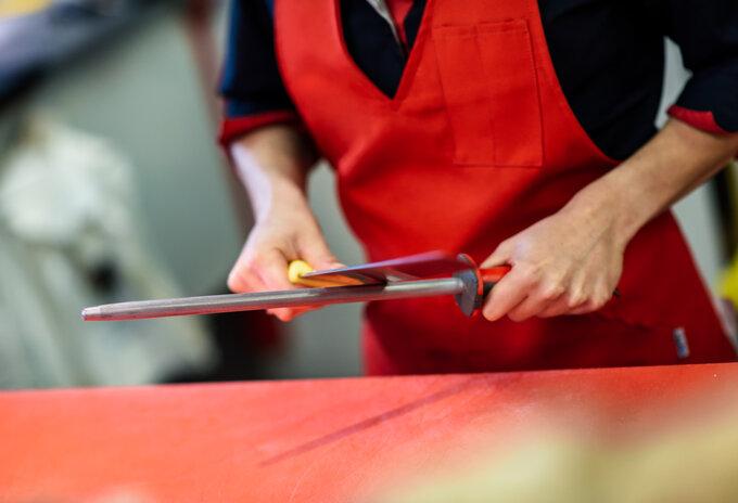 Moeten slagers mondmasker dragen in hun atelier?