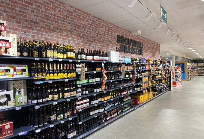 Carrefour Market Etterbeek