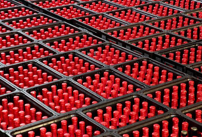 Corona treft vooral voedingsproducenten die aan bedrijfswereld leveren