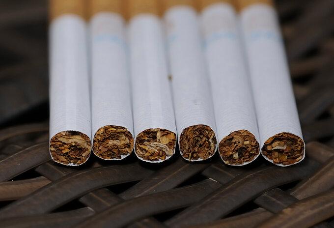 'Generatieverbod' tabaksverkoop