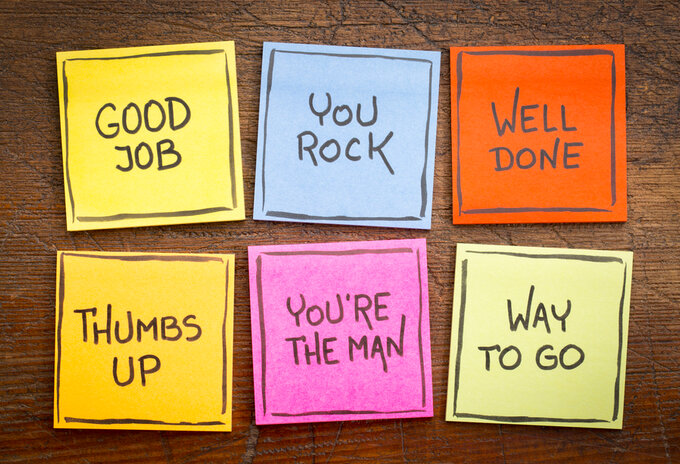Eén op drie werknemers krijgt nooit compliment