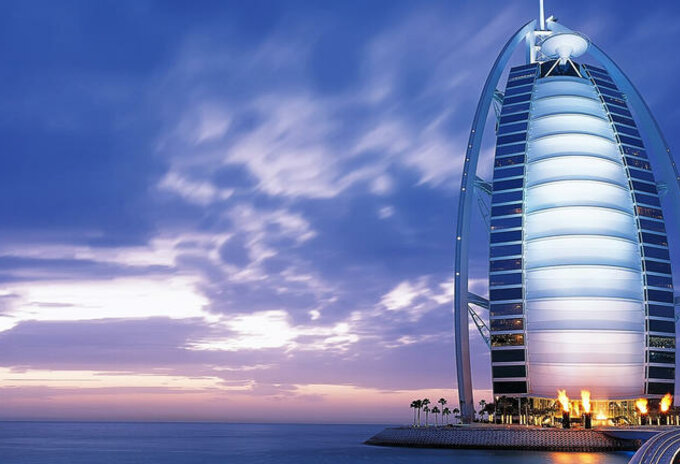 Bezoek Wereld Expo Dubai & Dubai en Abu Dhabi
