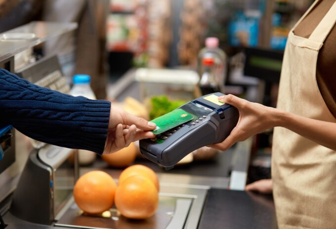 Elektronisch betalen