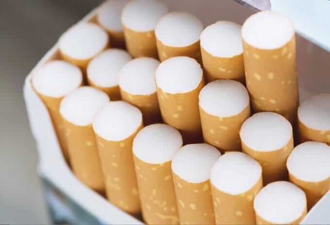 Consumptie namaaksigaretten opnieuw + 25 %