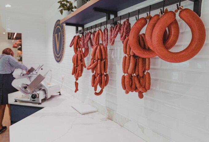 Thuisverbruik vleeswaren + 8%