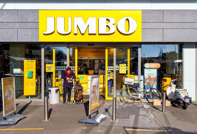 Einde 2021 eerste zelfstandige Jumbo franchisewinkel