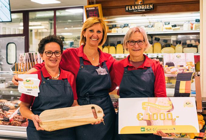 B2 Supermarkt Broekmans: klein paradijs voor de kaasliefhebber