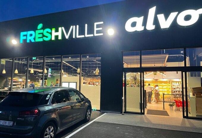 Alvo Lennik 'Fresh Ville'
