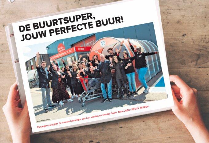 Super Teams 2020 in De Zondag