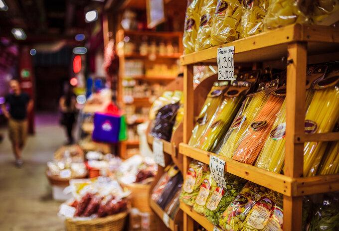 Authentic Italian Retailer