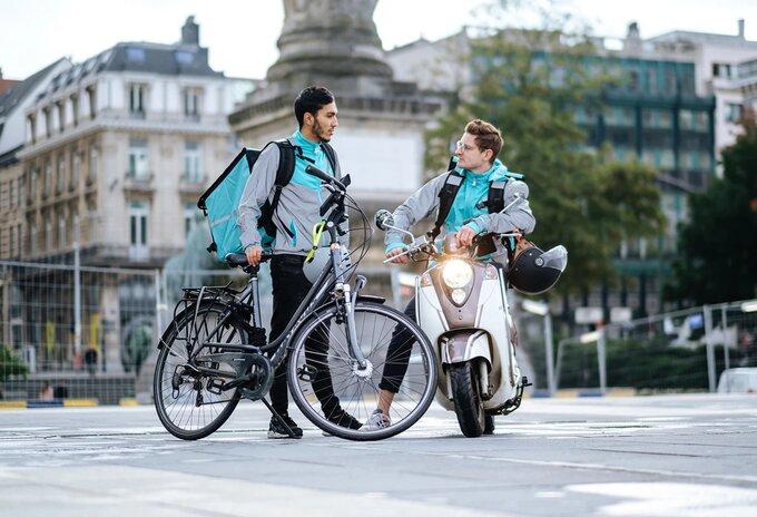 Deliveroo lanceert Riders Forum