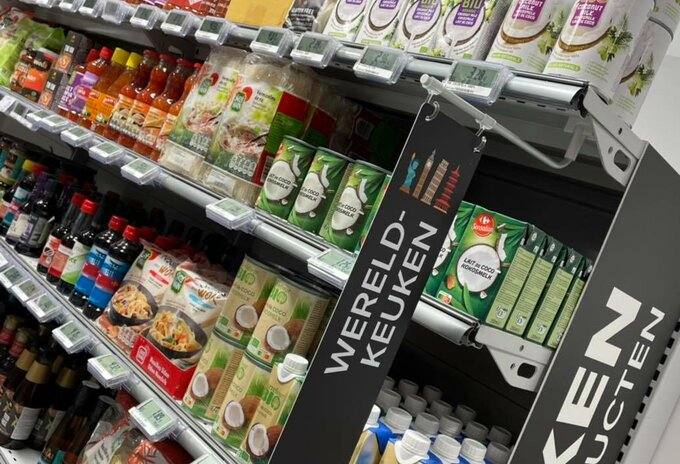 Carrefour market Gooreind