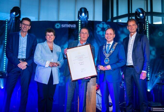 Smeva Group wordt 'Koninklijk'